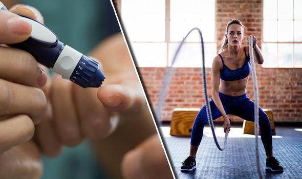 Dijabetes-trening