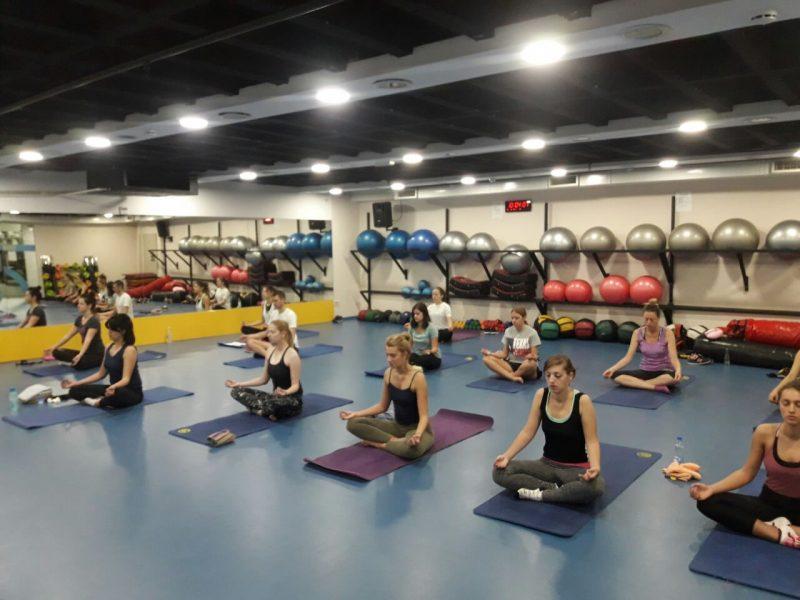 nsf yoga