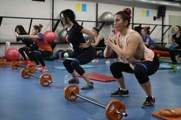 non stop fitness badass