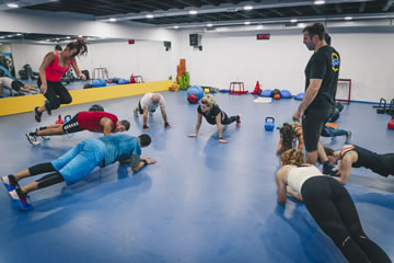non stop fitness bootcamp