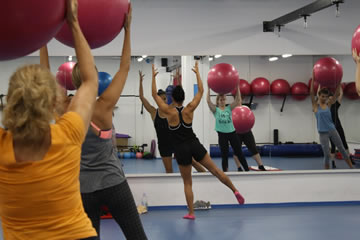 non stop fitness pilates