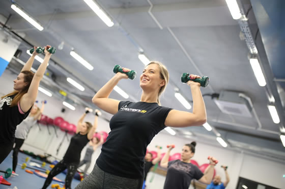 non stop fitness pump